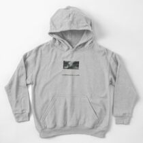 Citizen- Everybody is Going to Heaven Kids Pullover Hoodie