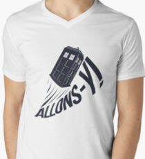 """Allons-y !"" - The Doctor T-Shirt"