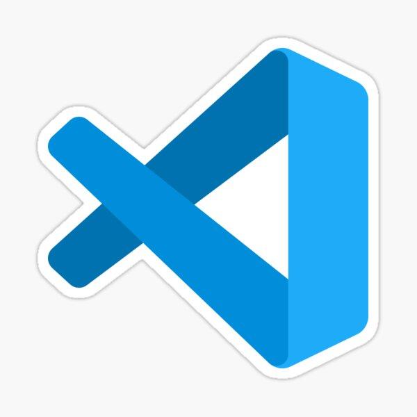 VScode logo Sticker
