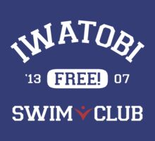 Iwatobi Swim Club Uniform | Unisex T-Shirt