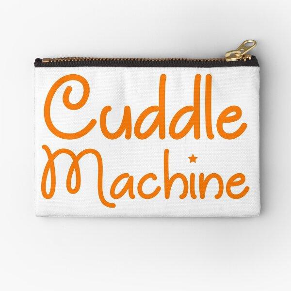 Cuddle Machine Zipper Pouch