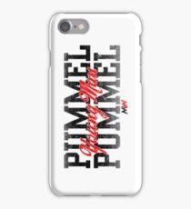 Pummel Young Man Pummel iPhone Case/Skin