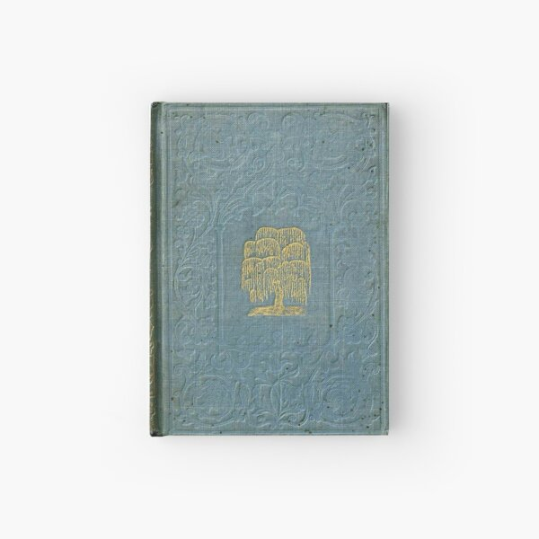 Vintage Journal, The Weeping Willow Hardcover Journal