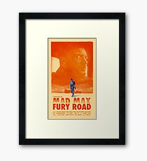 Mad Max: Fury Road Framed Print