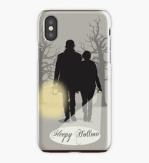 Simply Sleepy Hollow iPhone Case