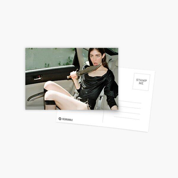 Caroline Polachek Postcard