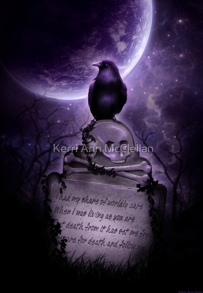 Crow Spirit by Kerri Ann Crau