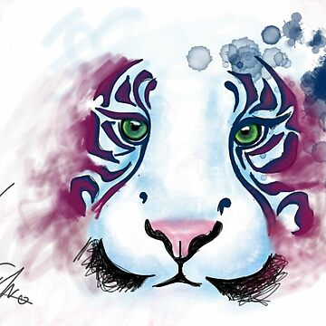 White Tiger by JesseMayberry