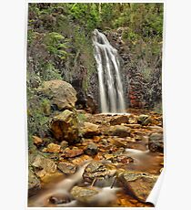 Waterfall Gully Poster