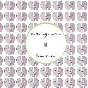 Origin of Love by badesign