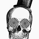 Happy Skull by Lamaic