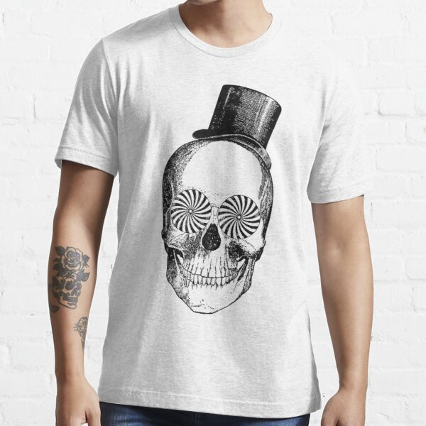 Happy Skull Essential T-Shirt