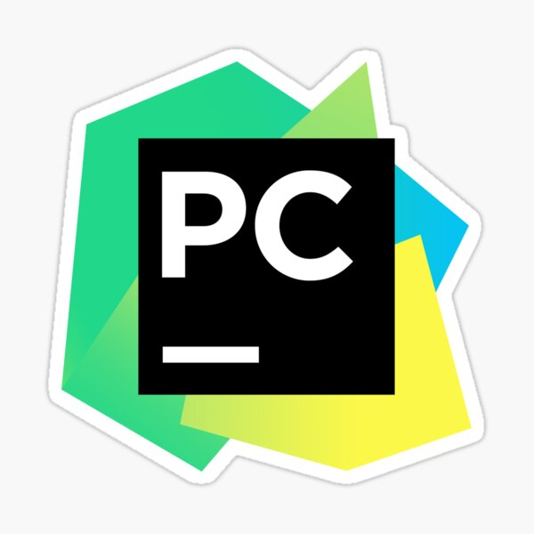 PyCharm Sticker Sticker