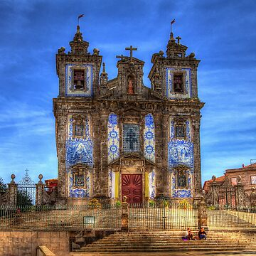 Santo Ildefonso Church, Porto by RobynCarter