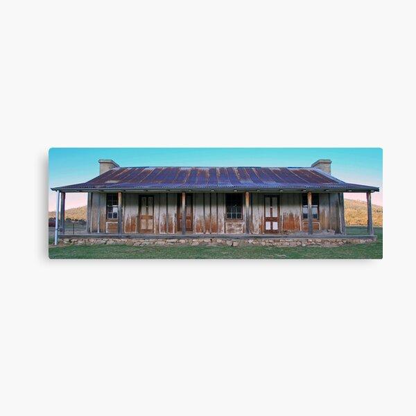 Orroral Valley Homestead Canvas Print