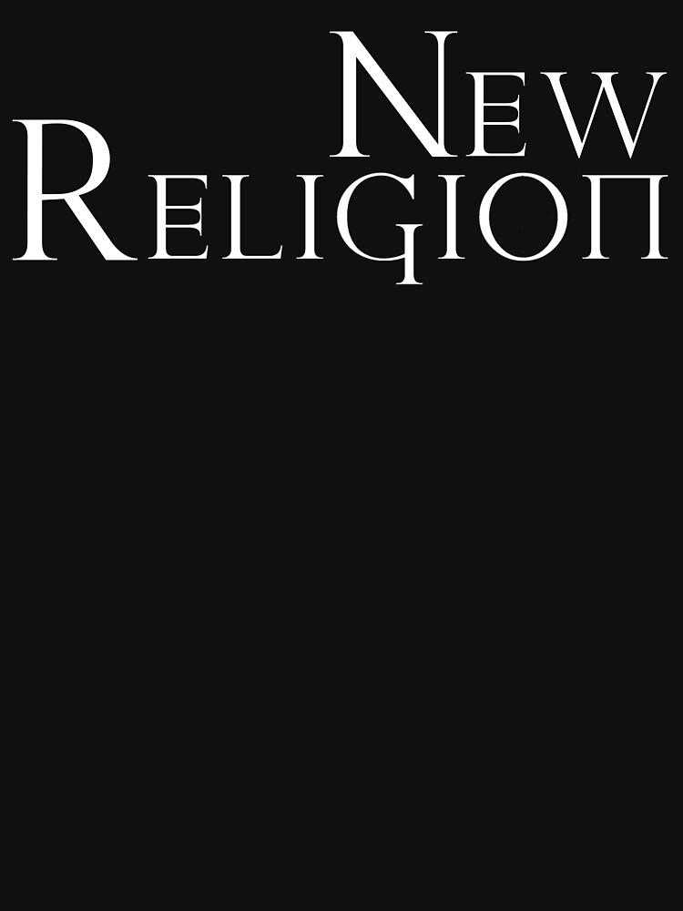 New Religion 2020 Hindsight  by NewRelgionBand