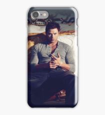 Kellan Lutz iPhone Case/Skin