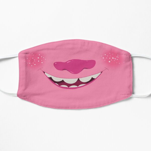 Poppy Smile Mask