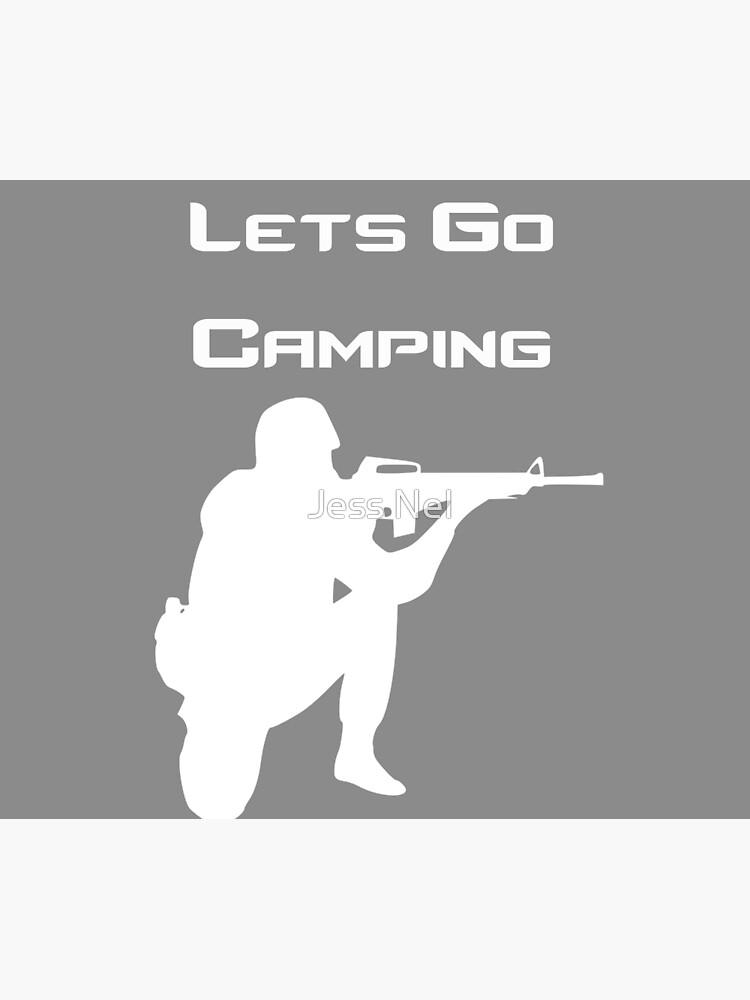 Lets Go Camping v2 von jessiejade95