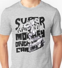 Super Karate Monkey Death Car T-Shirt