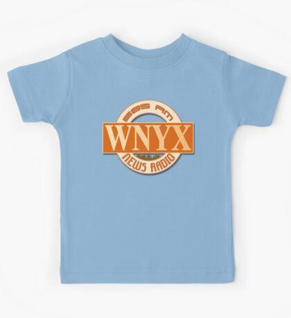 News Radio WNYX Kids Clothes
