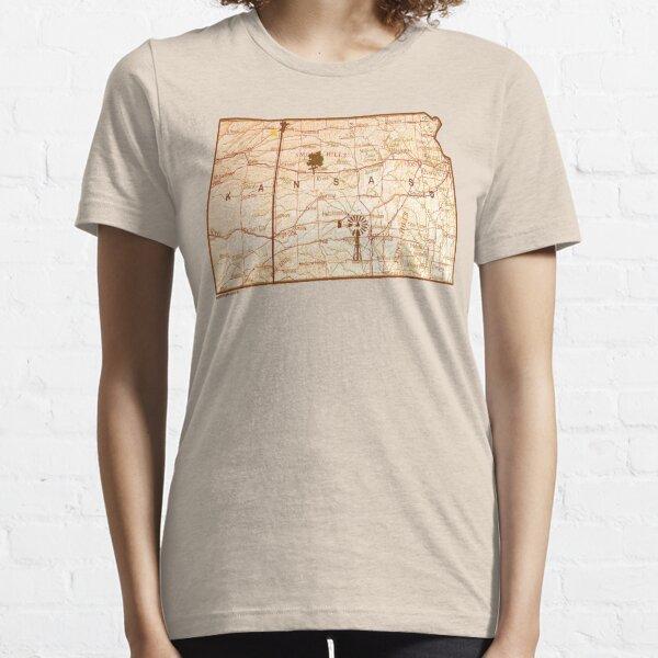 Rolling Kansas Essential T-Shirt