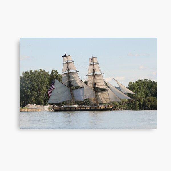 U.S. Brig Niagara Canvas Print