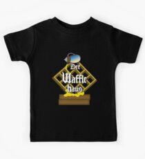 Der Waffle Haus Kids Tee