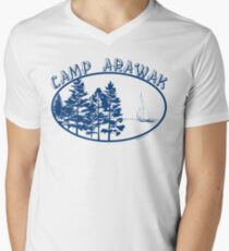 Camp Arawak Men's V-Neck T-Shirt