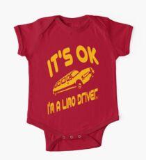 It's OK I'm A Limo Driver Kids Clothes