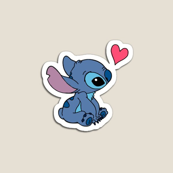MAGNET DISNEYLAND PARIS CHRISTMAS STITCH NEW AND IN STOCK