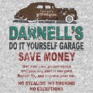 Darnell's Auto Wrecking by kaptainmyke