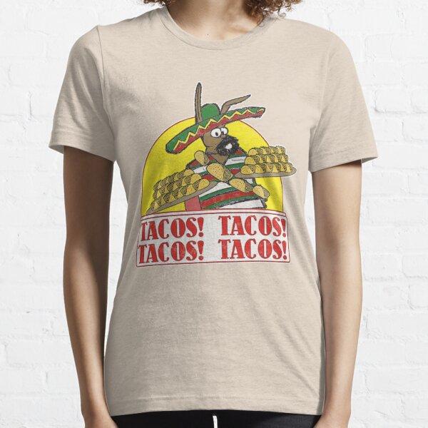 Tacos Tacos Tacos Tacos Essential T-Shirt