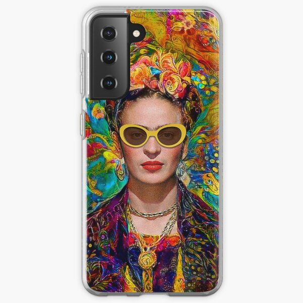 Sunglasses Frida Samsung Galaxy Soft Case