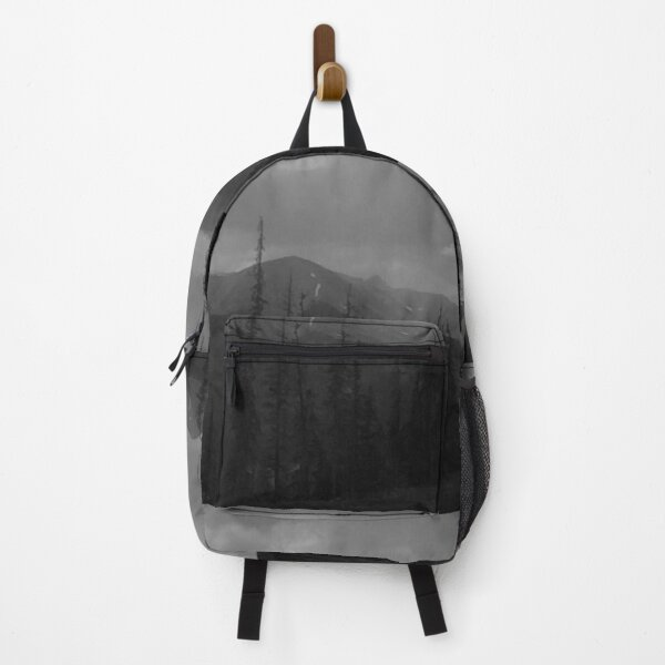 Mountain sketch Backpack