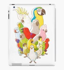 Parrot Party iPad Case/Skin