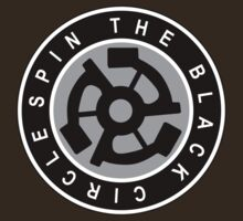 Spin the black circle | Unisex T-Shirt