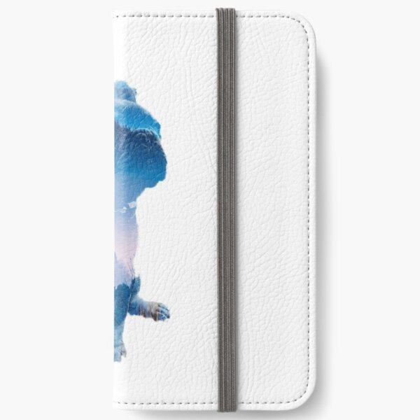 What a Wonderful World  iPhone Wallet