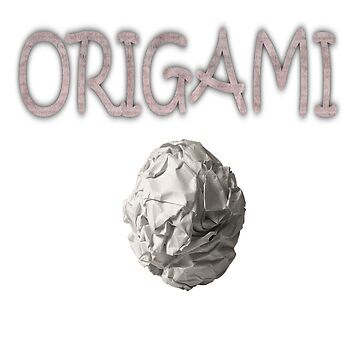 Origami by Squall1604