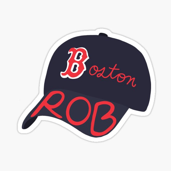 Boston Rob Survivor Sticker