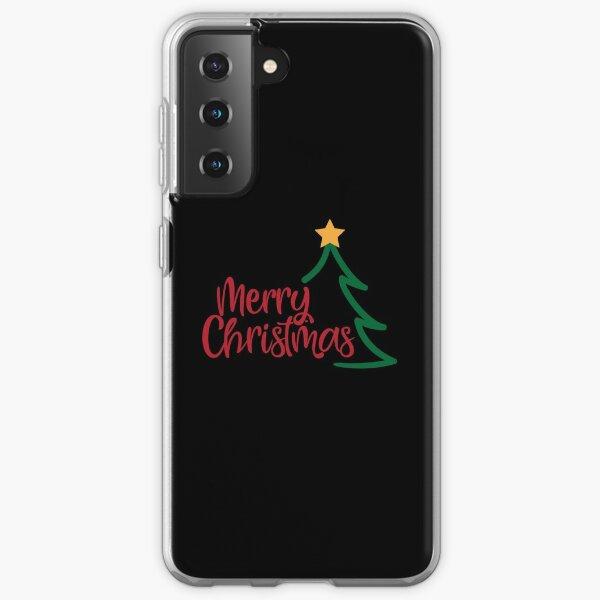 Merry Christmas Samsung Galaxy Soft Case
