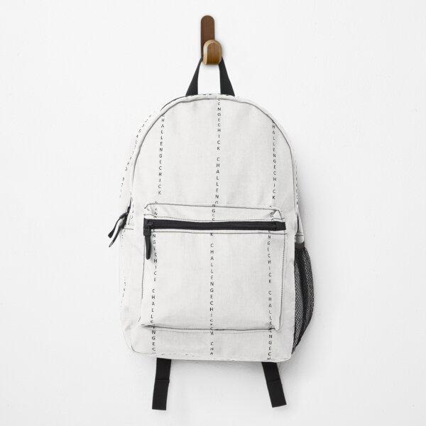 ChallengeChick Backpack