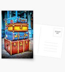 Travelling Postcards