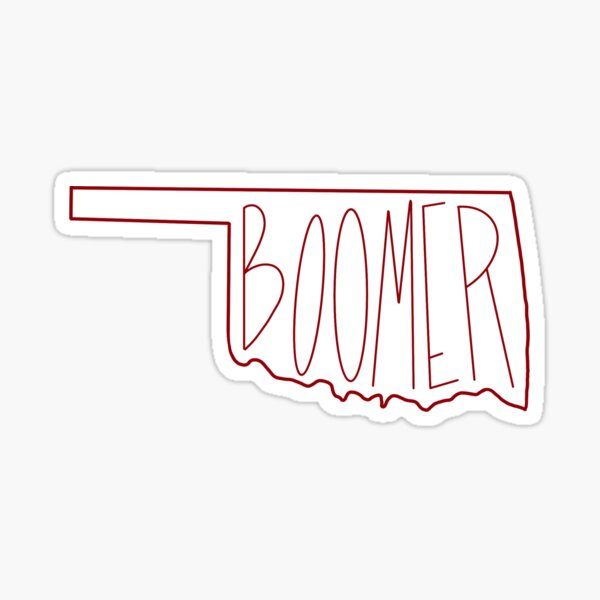 Boomer Sticker
