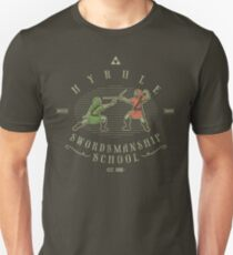 Hyrule Swordsmanship School Unisex T-Shirt