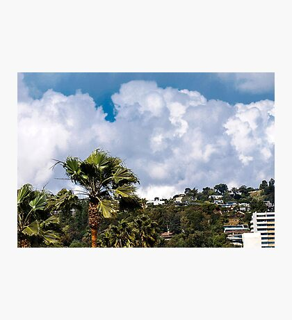 VIEW FROM MY ROOFTOP 2 Photographic Print