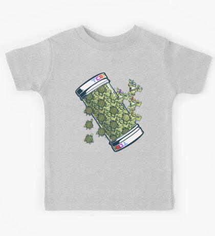 Turtle Tessellation Kids Clothes