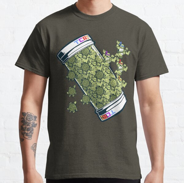Turtle Tessellation Classic T-Shirt