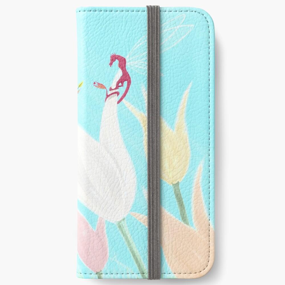 Dragonflies  iPhone Wallet