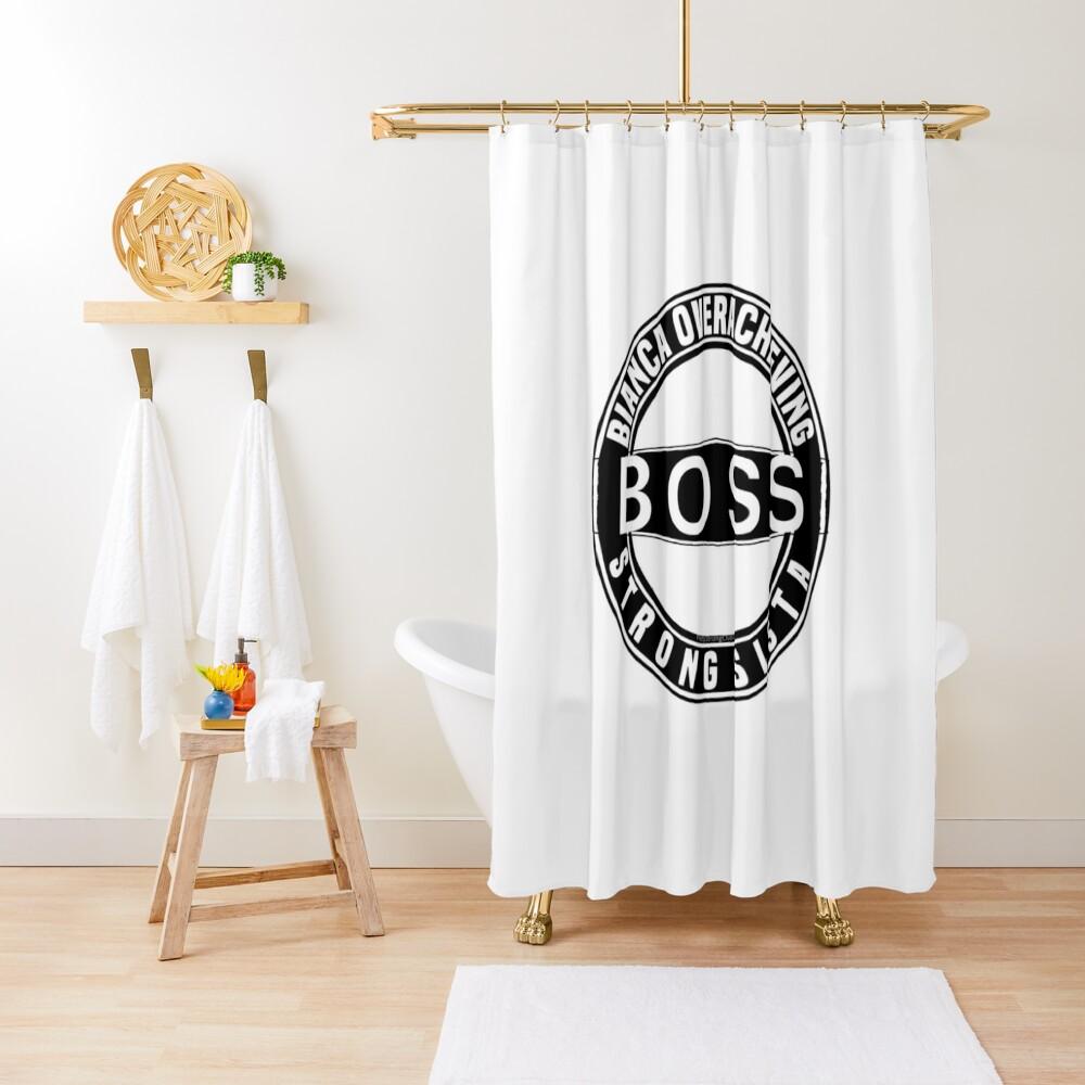 Bianca Shower Curtain